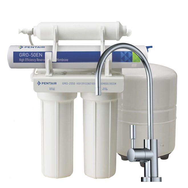 Under Bench Reverse Osmosis